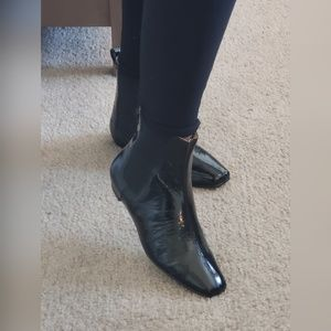 Michael Kors black boot
